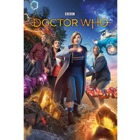 Doctor Who - Chaotic Maxi Poster