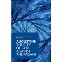 Augustine: The City of God against the Pagans by Augustine (Paperback, 1998)