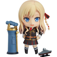 Wilhelmina (High School Fleet) Nendoroid Action Figure