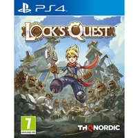 Lock's Quest PS4 Game