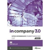 In Company 3.0 Upper Intermediate Level Student's Book Pack