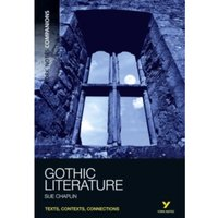 York Notes Companions Gothic Literature by Susan Chaplin (Paperback, 2011)