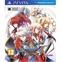 BlazBlue Chrono Phantasma Extend PS Vita Game