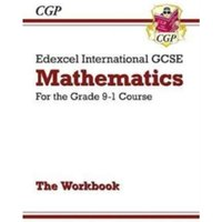 New Edexcel International GCSE Maths Workbook - For the Grade 9-1 Course by CGP Books (Paperback, 2017)