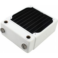 XSPC RX120 Single Fan Radiator V3 (White)