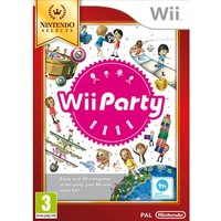 Wii Party Solus Wii Game (Selects)