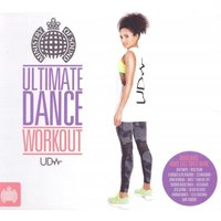 Various Artists -Ministry of Sound - Ultimate Dance Workout CD