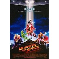 Muppets From Space / Muppets Take Manhattan DVD