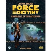 Star Wars Force and Destiny RPG Chronicles of the Gatekeeper
