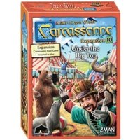 Carcassonne Under the Big Top Expansion 10 Board Game