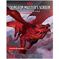 Dungeons & Dragons Dungeon Masters Screen Reincarnated