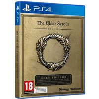 The Elder Scrolls Online Gold Edition PS4 Game