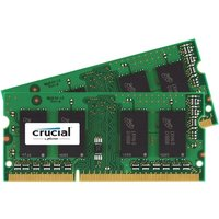 8GB Kit(4GBx2) Crucial DDR3 PC3-14900 1866MHz SODIMM for