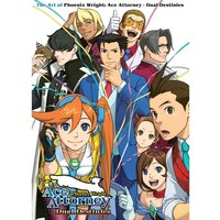 The Art of Phoenix Wright Ace Attorney Dual Destinies
