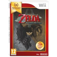 The Legend Of Zelda Twilight Princess (Selects) Game
