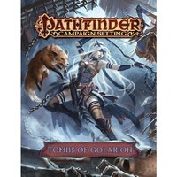 Image of Pathfinder Campaign Setting Tombs of Golarion Paperback