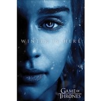 Game Of Thrones - Winter is Here - Daenerys Maxi Poster
