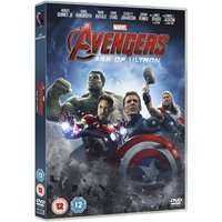 Avengers: Age of Ultron DVD