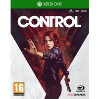 Control Xbox One Game (with Bonus DLC)
