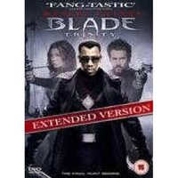 Blade Trinity  Extended Version DVD