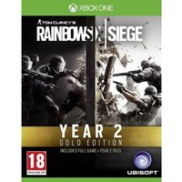 Tom Clancy's Rainbow Six Siege Gold Edition Year 2 Xbox One Game