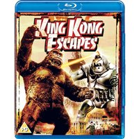 King Kong Escapes Blu-ray