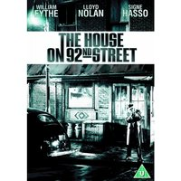 House On 92Nd Street DVD