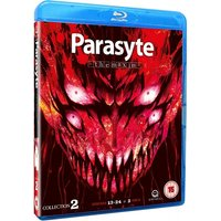 Parasyte The Maxim Collection 2 (Episodes 13-24) Blu-ray