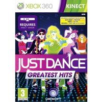 Ex-Display Kinect Just Dance Greatest Hits
