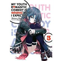 My Youth Romantic Comedy Wrong, As I Expected Volume 3