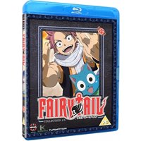 Fairy Tail Part 5 (Episodes 49-60) Blu-ray
