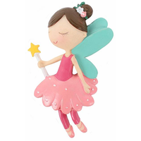 Fleur The Fairy With Wand Magnet