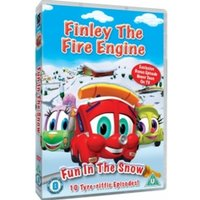 Finley Fire Engine - Fun In Snow DVD