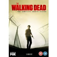 The Walking Dead Season 4 DVD