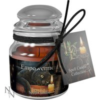 Empowerment Spell Candle - Patchouli (Pack of 6)