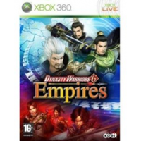 Dynasty Warriors 6 Empires Game