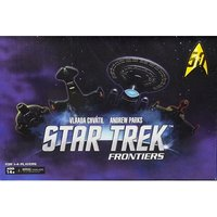 Star Trek Frontiers Strategy Board Game