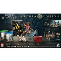 Assassin's Creed Odyssey Medusa Edition Xbox One Game
