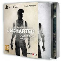Uncharted The Nathan Drake Collection Special Edition PS4 Game