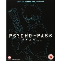 Psycho-Pass - Complete Series One Collection Blu-ray