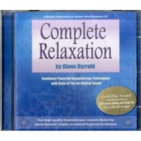 Complete Relaxation by Glenn Harrold (CD-Audio, 2000)