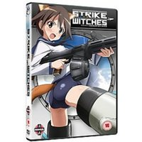 Strike Witches Complete Series Collection DVD