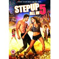 Step Up 5: All In DVD