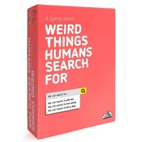The Weird Things Humans Search For Card Game