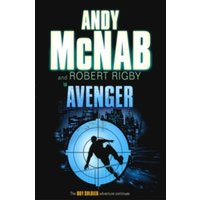 Avenger by Robert Rigby, Andy McNab (Paperback, 2007)