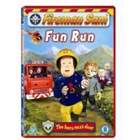Fireman Sam Fun Run DVD