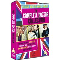 The Complete Doctor Collection DVD