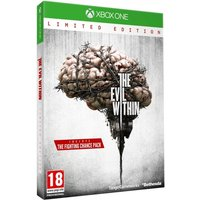 The Evil Within Game Limited Edition Xbox ONE Game