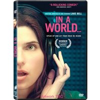 In A World... DVD