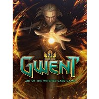 The Art of the Witcher: Gwent Gallery Collection Hardcover
